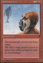 Chronicles: Mountain Yeti