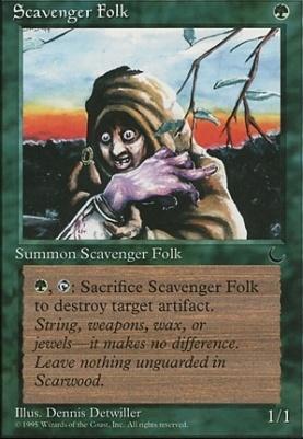Chronicles: Scavenger Folk