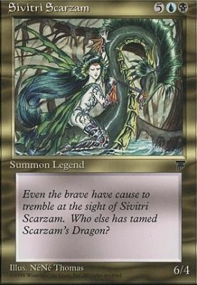 Chronicles: Sivitri Scarzam