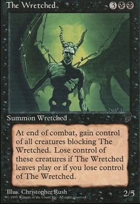 Chronicles: The Wretched