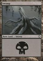 Coldsnap Theme Decks: Swamp (377 A)