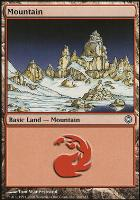 Coldsnap Theme Decks: Mountain (380 C)
