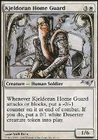 Coldsnap Theme Decks: Kjeldoran Home Guard