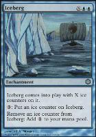 Coldsnap Theme Decks: Iceberg