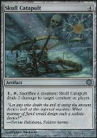 Coldsnap Theme Decks: Skull Catapult