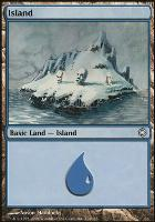 Coldsnap Theme Decks: Island (374 C)