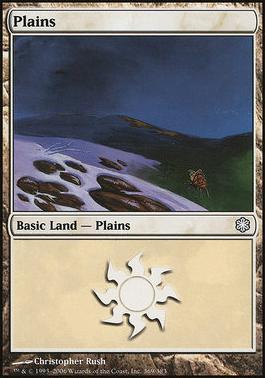 Coldsnap Theme Decks: Plains (369 A)