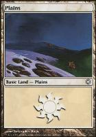 Coldsnap Theme Decks: Plains (369 A)