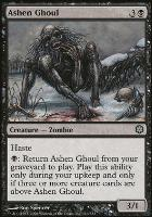 Coldsnap Theme Decks: Ashen Ghoul