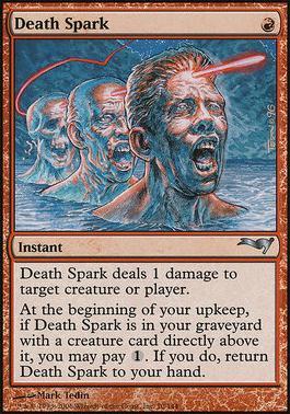 Coldsnap Theme Decks: Death Spark