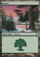 Coldsnap Theme Decks: Forest (383 C)
