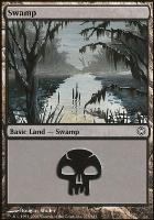 Coldsnap Theme Decks: Swamp (375 A)