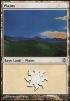 Coldsnap Theme Decks: Plains (370 B)