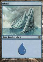 Coldsnap Theme Decks: Island (372 A)