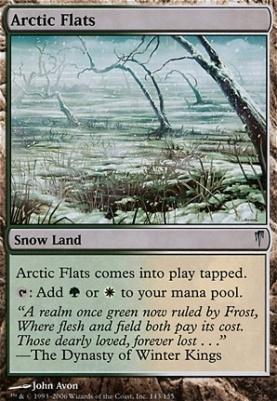 Coldsnap: Arctic Flats