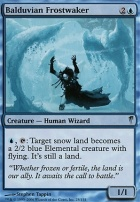 Coldsnap: Balduvian Frostwaker