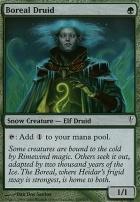 Coldsnap: Boreal Druid