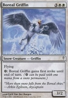 Coldsnap: Boreal Griffin