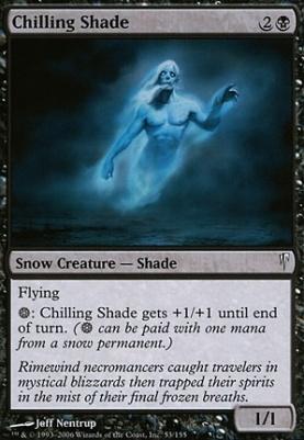 Coldsnap: Chilling Shade
