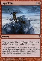 Coldsnap Foil: Cryoclasm