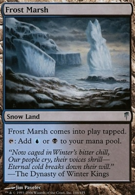 Coldsnap: Frost Marsh