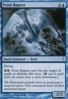 Coldsnap: Frost Raptor