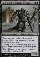 Coldsnap: Haakon, Stromgald Scourge