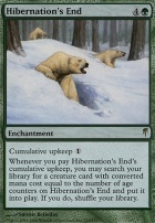 Coldsnap: Hibernation's End