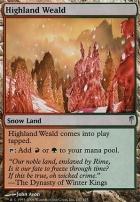 Coldsnap: Highland Weald