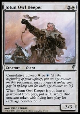 Coldsnap: Jotun Owl Keeper