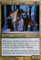Coldsnap: Juniper Order Ranger