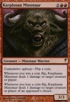 Coldsnap: Karplusan Minotaur