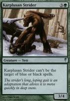 Coldsnap Foil: Karplusan Strider