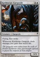 Coldsnap Foil: Kjeldoran Gargoyle