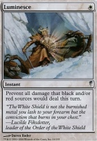 Coldsnap Foil: Luminesce