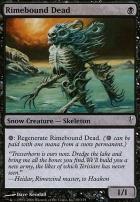 Coldsnap: Rimebound Dead