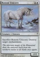 Coldsnap Foil: Ronom Unicorn