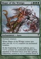 Coldsnap: Shape of the Wiitigo