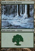 Coldsnap: Snow-Covered Forest