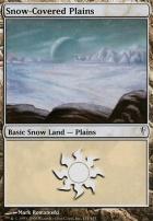 Coldsnap Foil: Snow-Covered Plains