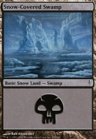 Coldsnap: Snow-Covered Swamp