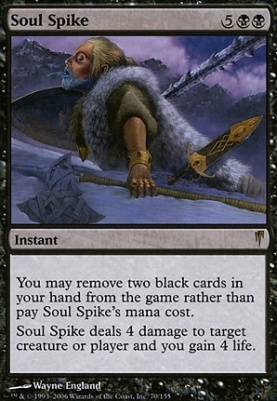 Coldsnap: Soul Spike