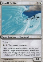 Coldsnap Foil: Squall Drifter