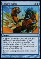 Coldsnap: Surging Aether