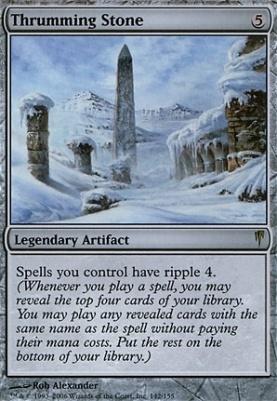 Coldsnap: Thrumming Stone