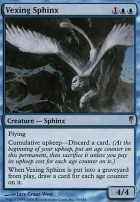 Coldsnap: Vexing Sphinx