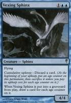 Coldsnap: Vexing Sphinx