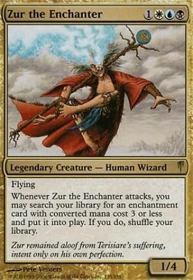 Coldsnap: Zur the Enchanter