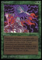 Collectors Ed Intl: Channel (Not Tournament Legal)