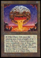 Collectors Ed Intl: Chaos Orb (Not Tournament Legal)
